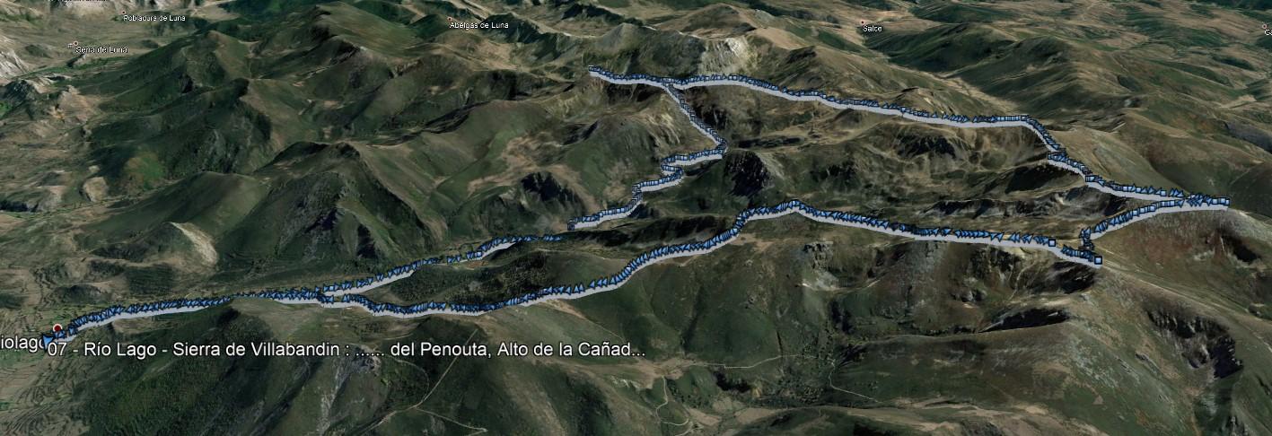 """Proyecto """"2miles"""": SIERRA DE VILLABANDIN @ Riolago de Babia"""