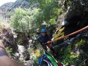 Descenso de Barrancos: El Resbalón (Molinaseca) @ Molinaseca