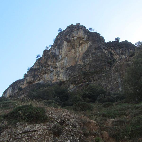 Vía Ferrata: CAMALEÑO (Los LLanos)